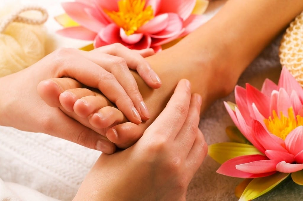 Reflexology Cairns